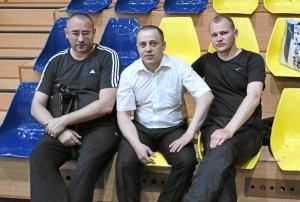 Представители киселевской команды перед началом финальных боев
