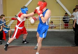 10-я пара. Пичугин Артем (в красной форме) - Соколовский Иван (6)