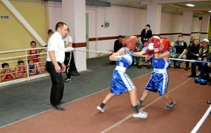 2-я пара. Жуланов Данил (слева) - Шестаков Николай