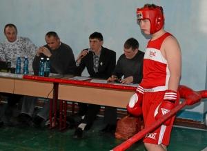 Артем Пичугин перед началом боя