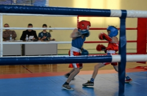 Полуфинал. В атаке Егор Пономарев
