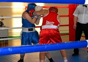 Иван Коломин атакует левым боковым