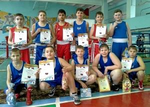 Киселевские боксеры - победители и финалисты соревнований