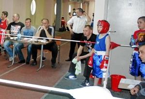 Миша Клеников готов к бою
