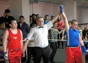 Победил Кирилл Донцов