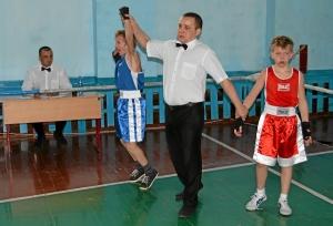 Победил Никита Шестаков