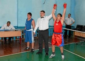 Победил Рубик Шахбазян