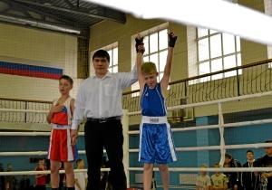 Победил Слава Горбунов