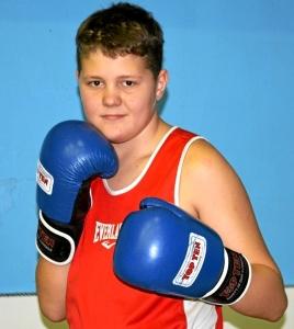 Победитель соревнований Илья Краснов
