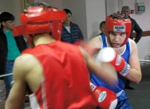 Саак Алексанян в бою против Артема Семина
