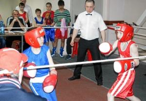 Саша Милованов (в красной форме) настроен только на победу
