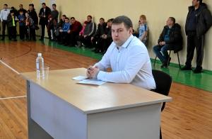 Судья сбоку - Артем Щепилин