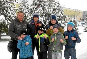 Участники открытого ринга