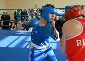 21 Финал. Момент боя Рубика Шахбазяна (в синей форме) (1)