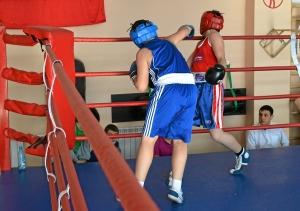 23 Финал. Момент боя Рубика Шахбазяна (в синей форме) (3)