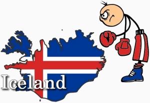 Бокс в Исландии (сайт)
