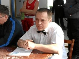 Судья Иван Пономарев