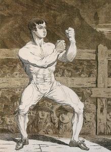 1792 год. Даниэль Мендоза в бою