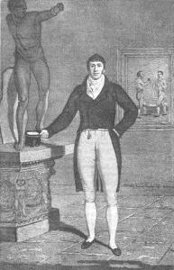 1795 год. Чемпион Англии - Джон Джексон