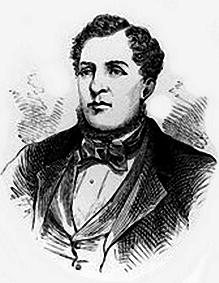 1841 год. Чемпион Англии - Бен Коунт