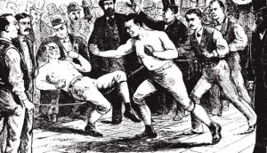 1845 год. Лондонский призовой ринг