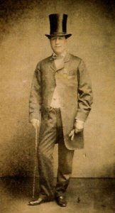 1860 год. Чемпион Англии - Том Сойерс