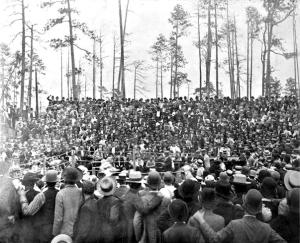 1889 год. Последний бой за звание чемпиона мира на голых кулаках. Джон Салливан против Джейка Килрейна