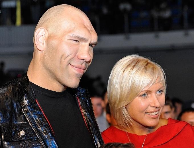 Николай Валуев и Наталья Рагозина (сайт)
