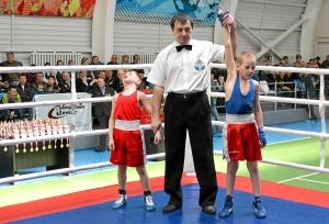 Победил Егор Пономарев