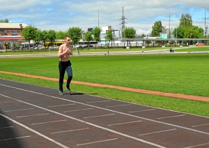 Бег на 3000 метров. Одинокий рейнджер - Андрей Попов