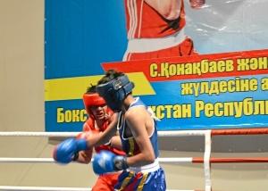 Первый бой на турнире Влада Трофимова (в красной форме) (2)