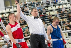 Финал. Победил Иван Верещагин