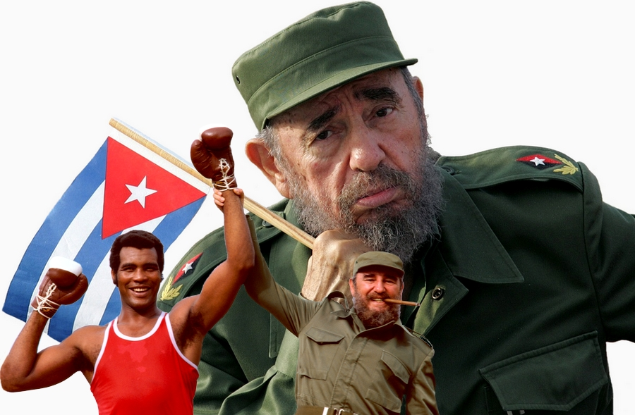 Фидель Кастро (сайт)