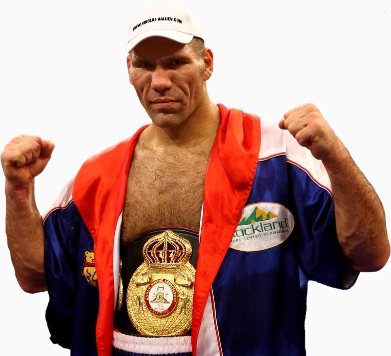 Nikolai Valuev v Evander Holyfield - WBA World Championship