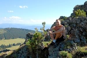 10 На вершине горы Тияхты