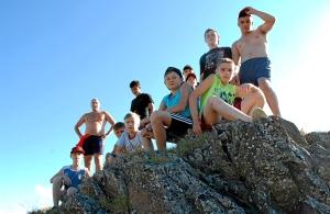 12 На вершине горы Тияхты