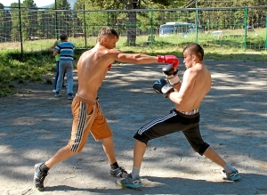 23 Школа бокса с партнером (10)