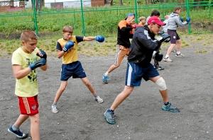 3 Работа над школой бокса