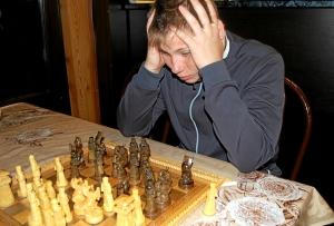 32 Победитель соревнований по шахматам - Роман Романчук