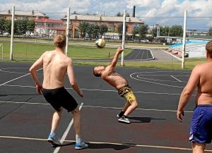 4 Наисложнейший мяч вытаскивает Иван Пономарев