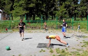 40 Круговая тренировка (2)