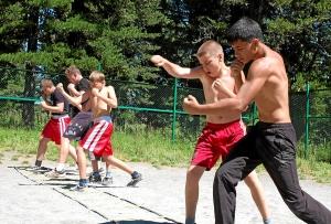 5 Дневная тренировка