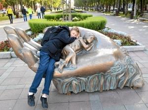 30 Уставший Саша Савкин после финального боя
