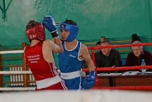 7 Полуфинальный бой Алексея Помогалова