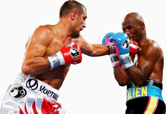 Boxing: Hopkins vs Kovalev