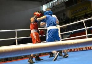 19 Финальный бой Антона Траутваина (в синей форме)