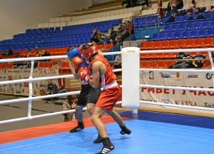 21 Финальный бой Влада Трофимова (в красной форме)
