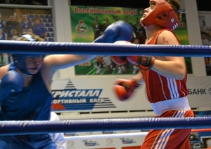 22 Финальный бой Артема Пичугина (в синей форме)