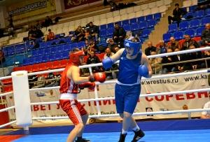 23 Финальный бой Артема Пичугина (в синей форме)
