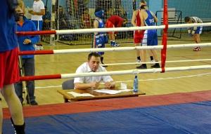 25 Боковой судья - Иван Пономарев